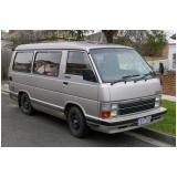 alugar van preço no Morumbi