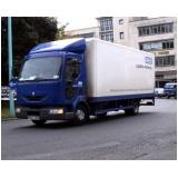 empresa de terceirização de frota de caminhões para transportes no Campo Belo