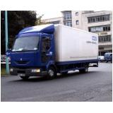 empresas de mudanças com caminhões no Jaguaré