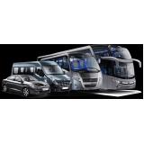 Empresa de Translado com Van