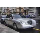 locação de carro executivo em sp preço no Capão Redondo