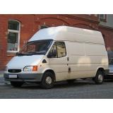 locação de van em são paulo preço no Ipiranga