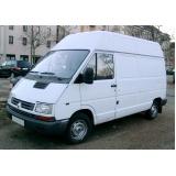 locação de vans em são paulo no Morumbi