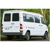 quanto custa aluguel de van para evento na Cidade Tiradentes