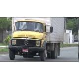 terceirização de frota de caminhões em Sapopemba