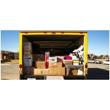 transporte para mudança residencial no Jaraguá